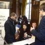 PhD Talent Career Fair 2015 //©Frédéric Poletti/USPC