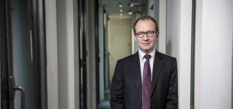 Pour Laurent Bigorgne, le directeur de l'Institut Montaigne, le pilotage des universités ne doit plus passer par une gestion centralisée. //©RGA/REA