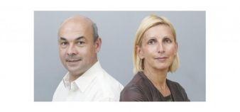 Isabelle Barth et Yann-Hervé Martin,
