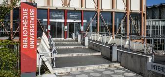 Durant ce reconfinement, les bibliothèques universitaires resteront accessibles sur rendez-vous. //©Simon LAMBERT/HAYTHAM-REA