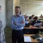 Hubert Javaux, directeur de Sapiens, lors de la formation des doctorants de Sorbonne Paris Cité à la pédagogie universitaire ©S.Blitman - octobre 2014