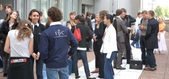 Après Epas, l'EDC vise la couronne de l'AACSB et s'interroge sur une candidature à Amba. //©EDC