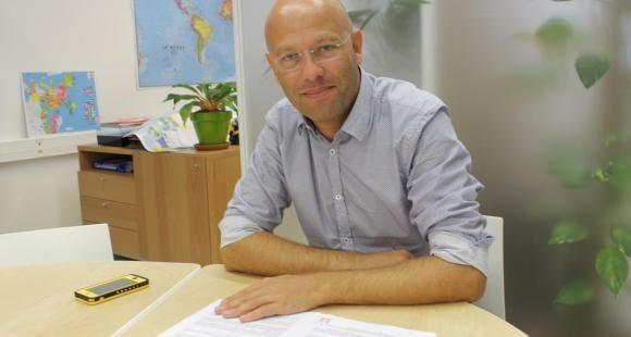 Rodolphe Dalle est vice-président et porte-parole de l'ADIUT, ainsi que directeur de l'IUT de Nantes.