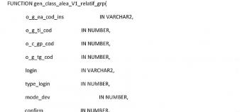 Le code source d'APB enfin dévoilé... pour ce qui concerne l'attribution des places dans les formations non sélectives.