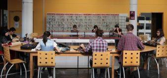 Avec moins de 2 m2 par étudiant, les universités Paul-Valéry et Panthéon Sorbonne cherchent de nouveaux locaux. //©C.Stromboni