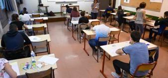 Les grandes écoles anticipent l'arrivée d'étudiants au profil diversifié à la suite de la réforme du baccalauréat. //©Nicolas TAVERNIER/ REA
