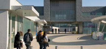 L'université Lyon 2 a préféré renoncer aux examens sur table après un blocage par les étudiants à la loi ORE. //©université Lyon 2