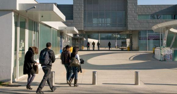 Université Lumière - Maison des étudiants - Campus Portes des Alpes  © Université Lumière Lyon 2 (3)