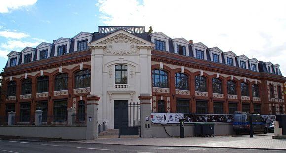 Le siège de l'Université fédérale de Toulouse