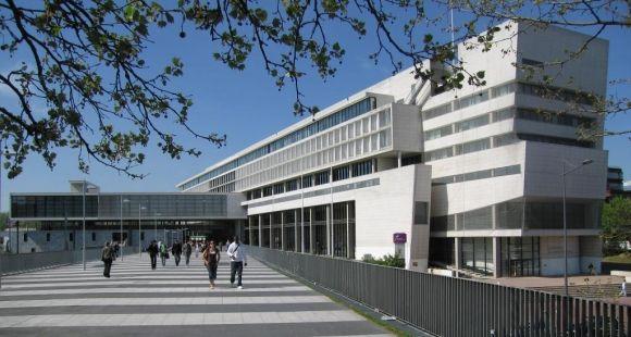 Site des Chênes de l'université de Cergy-Pontoise © UCP