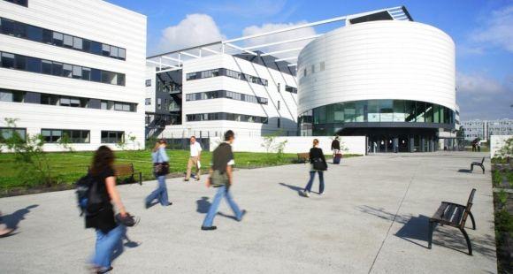 Le campus Minatec  à Grenoble // DR