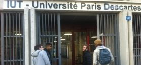 IUT de l'université Paris Descartes ©I.Dautresme - mai 2014IUT de l'université Paris Descartes - mai 2014 //©Isabelle Dautresme
