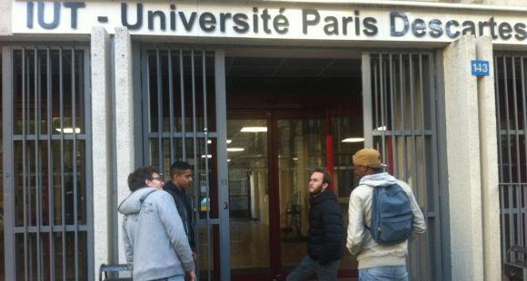 L'IUT Paris-Descartes reste l'IUT le plus attractif même s'il perd sa première place au classement général. //©Isabelle Dautresme