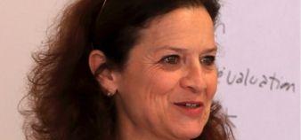 Nicole Rege Colet, directrice de l'Institut de développement et d'innovations pédagogiques de Strasbourg. //©Catherine Schröder / Université de Strasbourg