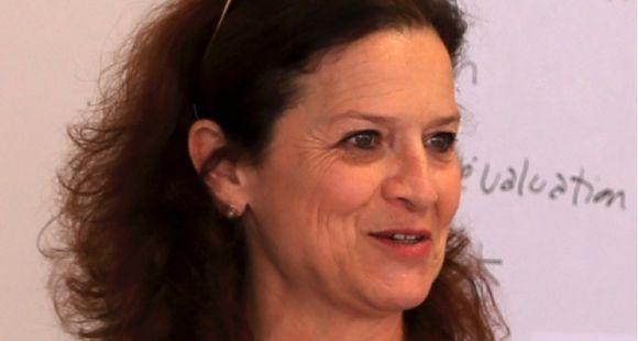 Nicole Rege Colet, directrice de l'Institut de développement et d'innovations pédagogiques de Strasbourg.