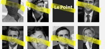 Sur le site web des Surligneurs, les propos des personnalités publiques sont analysées pour pointer les erreurs juridiques. //©Capture d'écran