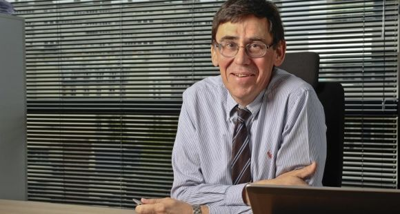 Patrich Donath, directeur de Renater // DR