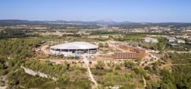 """Inauguré le 28 septembre 2017, TheCamp se veut un campus """"à l'américaine"""" à Aix-en-Provence. //©thecamp"""