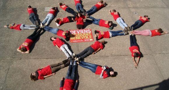 Campagne de communication de l'Afev © Afev Poitiers