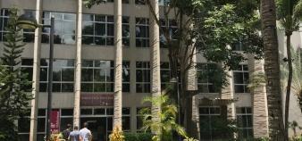 L'Université catholique du Pernambouc accueille l'antenne brésilienne de l'ICAM. //©Clément Rocher