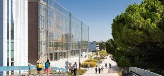 L'Université de Bordeaux fait le point sur son évolution et ses projets de transformation. //©Université de Bordeaux/A. Pequin