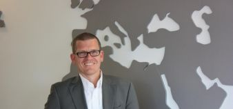 Johannes Heinlein, senior director of strategic partnerships //©Sylvie Lecherbonnier