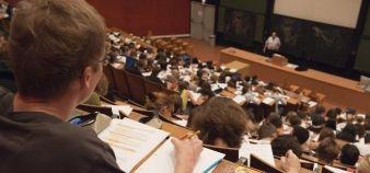 L'université de Strasbourg fait partie des cinq établissements volontaires pour participer à l'expérimentation du contrôle continu intégral, sans seconde session. //©Klaus Stöber