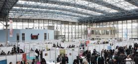 Forum étudiants-entreprises à l'université Paris 13 – Campus de Villetaneuse © Université Paris 13 //©Université Paris 13
