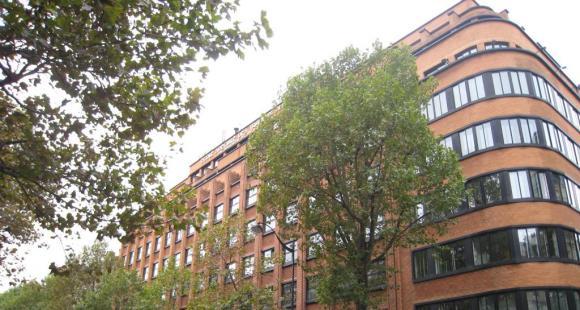 Les anciens locaux de l'ESTP, boulevard Saint-Germain à Paris // DR