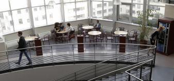 Le campus lyonnais de Sciences U accueillera trois nouvelles écoles à la rentrée 2021. //©Sciences U Lyon