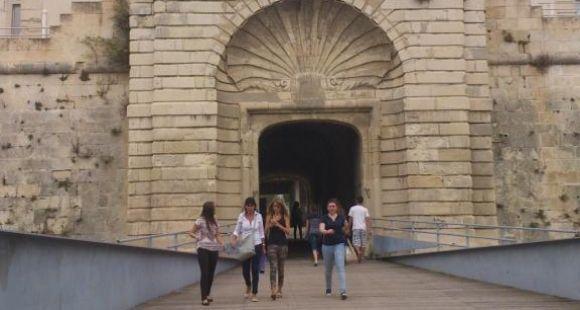 Université de Nîmes - site Vauban // © G. Mollaret