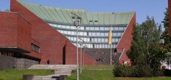 Le campus Otaniemi - Université Aalto - Finlande //©Aalto university - Mikko Raskinen