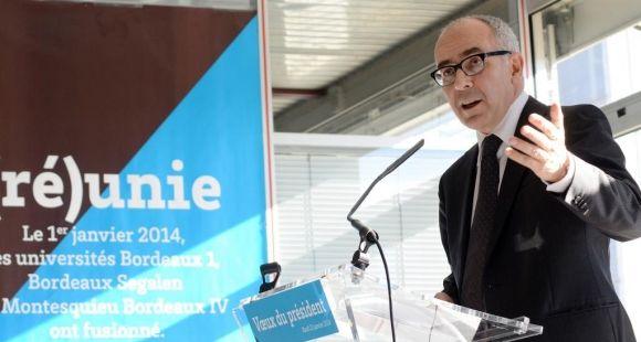 Manuel Tunon de Lara - ©Olivier Got - universite de Bordeaux (Janvier 2014)