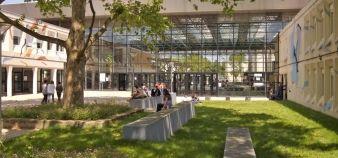 L'université Paris 13 a opté pour la suspension de tout recrutement et une réduction de 10 % du budget initial de fonctionnement. //©Myr Muratet