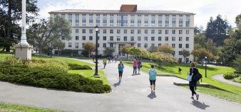 UC Berkeley - Etats-Unis - octobre 2014 //©Bénédicte Lassalle