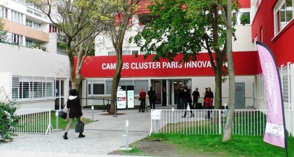Le campus Cluster Paris Innovation du groupe Studialis