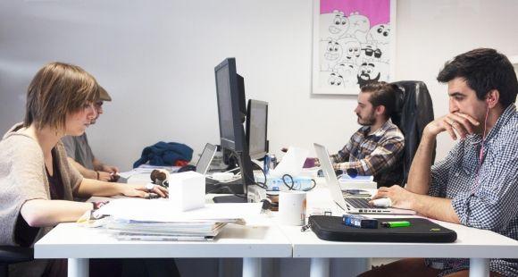 Agence digitale, espace de bureaux partagés et incubateur, Digital Village ouvre ses portes aux travailleurs indépendants, dans le secteur du digital.