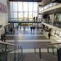 Hall de la fac de droit-éco-gestion de l'université d'Angers //©Virginie Bertereau