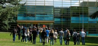 Depuis le 3 janvier, la campagne de vaccination se poursuit à l'université de Bourgogne. ©uB RI - D.Plantak //©Université de Bourgogne / D. Plantak