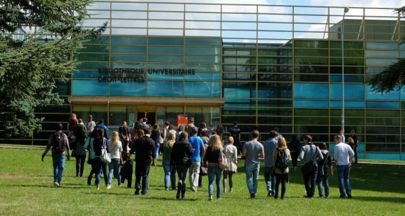 Bibliotheque de l'université de Bourgogne ©uB RI D.Plantak