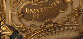 Université de Paris, plafond de la Sorbonne © Sophie de Tarlé