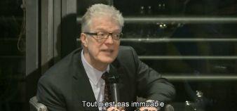 Conférence-débat de Ken Robinson à l'Etudiant - décembre 2013