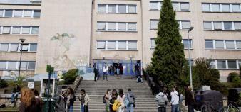 Le campus d'Orsay accueillera une partie des étudiants de l'École universitaire Paris-Saclay. //©Marta NASCIMENTO/REA