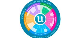 U-Multirank 2015 - Le profil de l'Université de technologie de Troyes //©U-Multirank