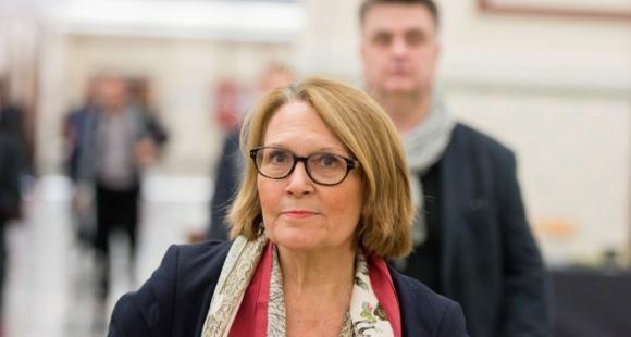 Françoise Moulin Civil, rectrice de la région académique Auvergne - Rhône Alpes, rectrice de l'académie de Lyon