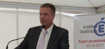 Stephan MARTENS - recteur de l'académie de la Guadeloupe