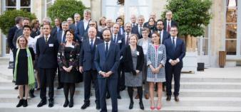 Dans son rapport, le Comité d'action publique plaide pour un nouveau pilotage des universités. //©Yves Malenfer / Matignon
