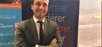 Rémi Challe a été nommé directeur général d'EdTech France le 14 novembre 2018. //©Guillaume Mollaret