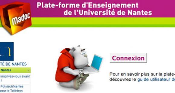 Cours en ligne : la plateforme Madoc stimule les enseignants nantais
