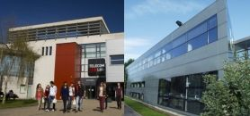 """Pour l'instant, le futur établissement nordiste fusionné s'appellerait """"École nationale supérieure Mines-Télécom (Lille)""""."""